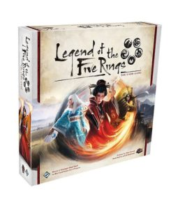 Legend of Five Rings: The Card Game