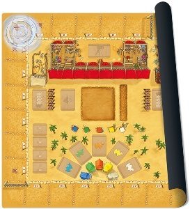 Camel Up: Grand Prix of the Sahara Playmat
