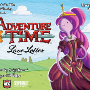 Adventure Time Love Letter